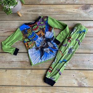 🎉TMNT long sleeve pajama set B5